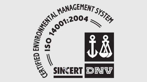 BALLARINI philosophy environmental protection certificate