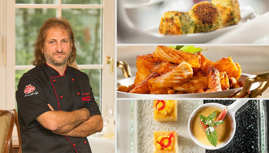 BALLARINI Recipes from the top chef Renato Manzi