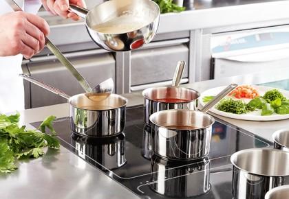 Demeyere specialties preparing sauces
