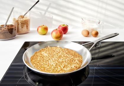 Demeyere Making Pancakes Specialties