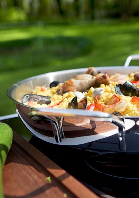 Demeyere Specialties Frying Roasting