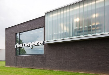 Demeyere headquater in herentals