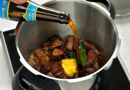 Demeyere pressure cooking specialties