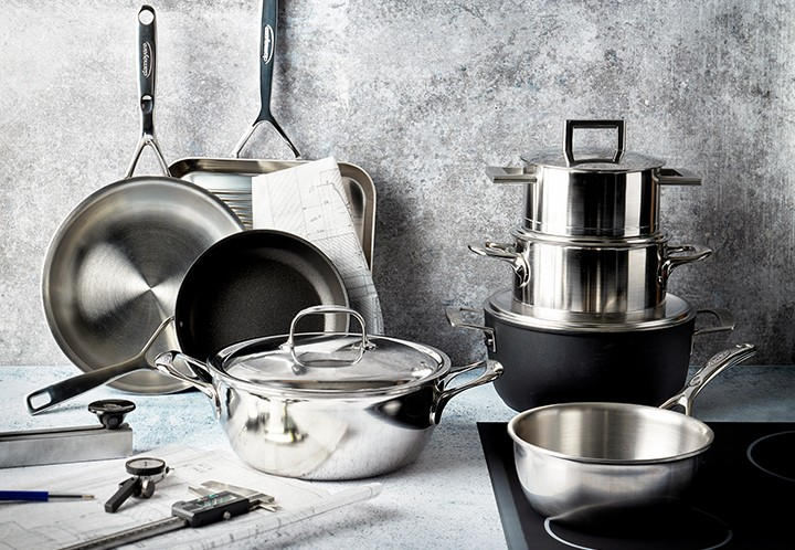 Cuisson A Induction Demeyere