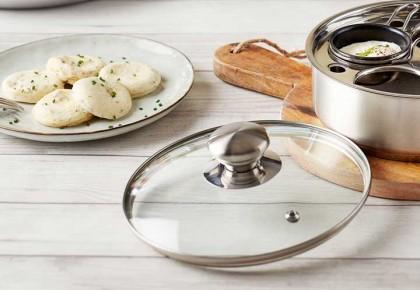 Basisrecept voor soufflé in de gourmetpan van Demeyere