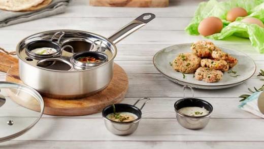 Koken met de gourmetpannetjes van Demeyere
