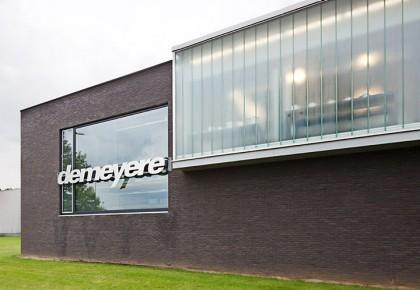 Demeyere Hauptsitz in Herentals