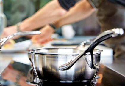 Demeyere Kochen mit Demeyere - Töpfe