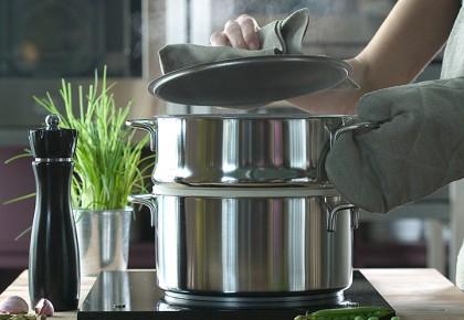 Demeyere Steaming specialties