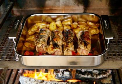 Demeyere spécialités - cuire et rôtir