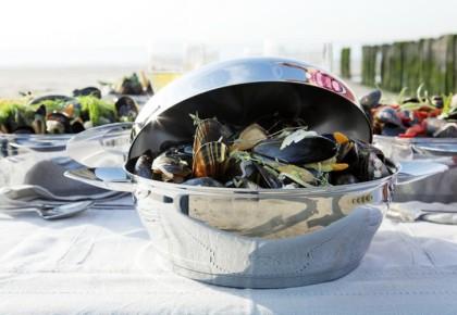 Demeyere spécialités - préparer des fruits de mer