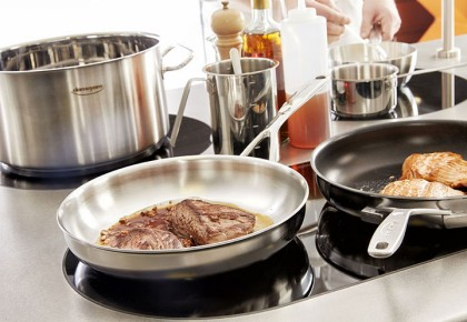 Demeyere professional cooking - sustainable products