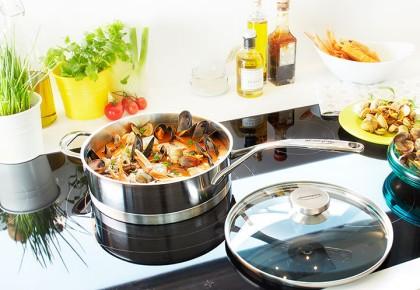 Demeyere cookware Atlantis