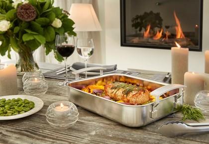 Demeyere frying and roasting specalties