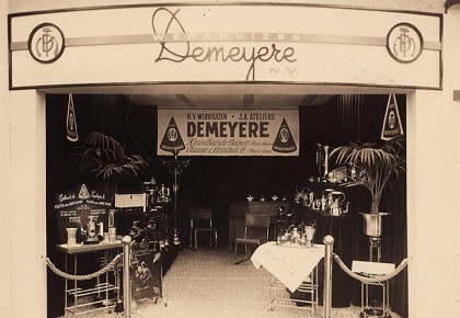 Demeyere Showroom
