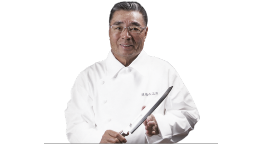 MIYABI cooperation Iron Chefs