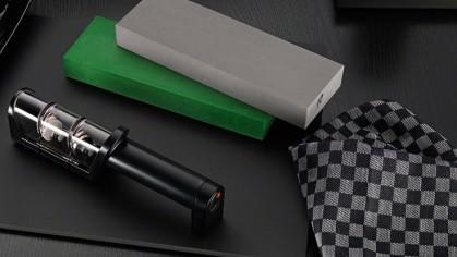 MIYABI knife sharpener