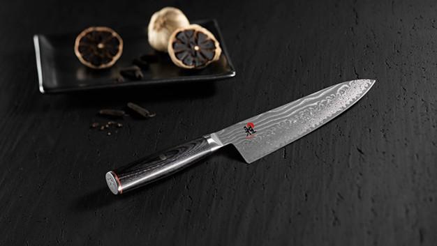 miyabi japanese damascus knife 18cm gyutoh santoku zwilling 5000fcd 34684 181 ebay. Black Bedroom Furniture Sets. Home Design Ideas