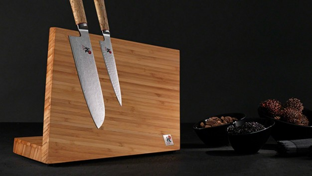 MIYABI knife blocks