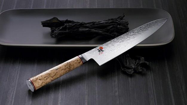 cuchillos japoneses MIYABI 5000MCD