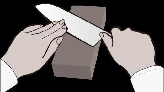 MIYABI como afilar su cuchillo