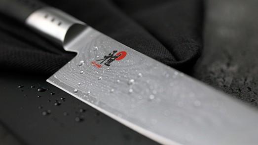 Limpieza de cuchillos MIYABI