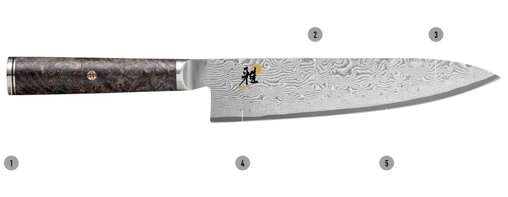 MIYABI couteau 5000MCD 67 Details
