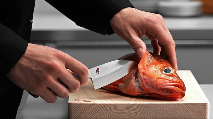 MIYABI Japanese knives