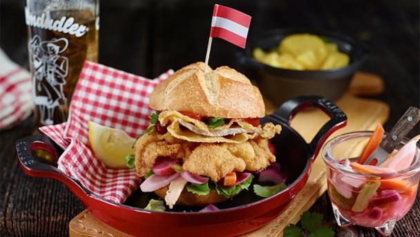 Österreich Burger