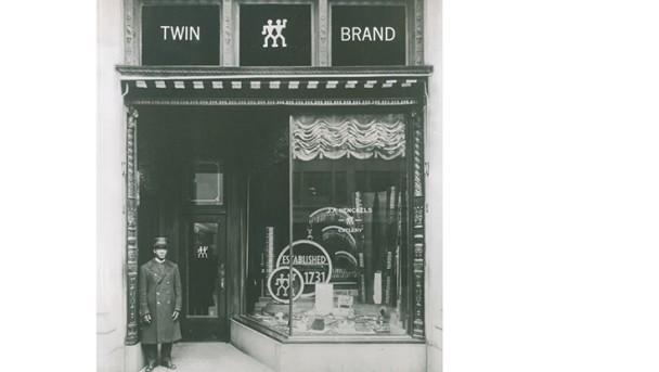 ZWILLING eröffnet 1909 eine Tochtergesellschaft in Amerika