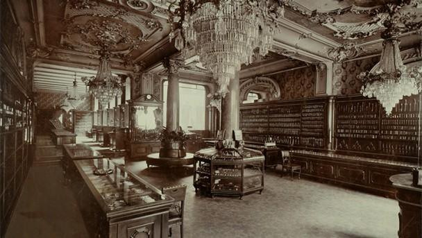 ZWILLING eröffnet 1818 eine Filiale in Berlin