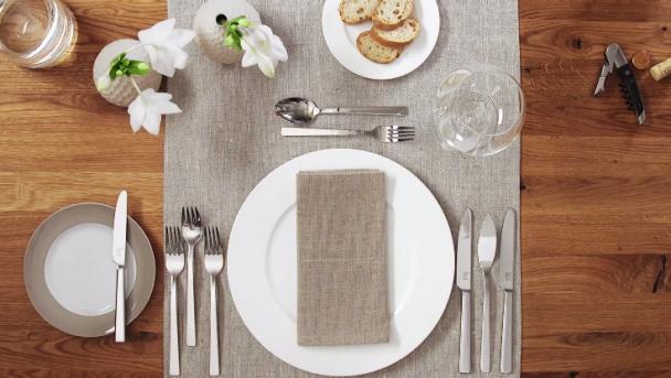 Tisch Decken Pic : Besteck richtig legen tisch eindecken zwilling online shop