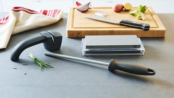 Hervorragend Messer richtig schärfen & nachschleifen | ZWILLING Online Shop GA95