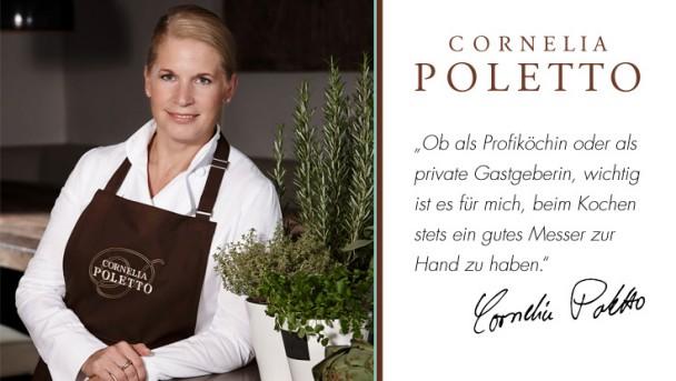 ZWILLING und Cornelia Poletto
