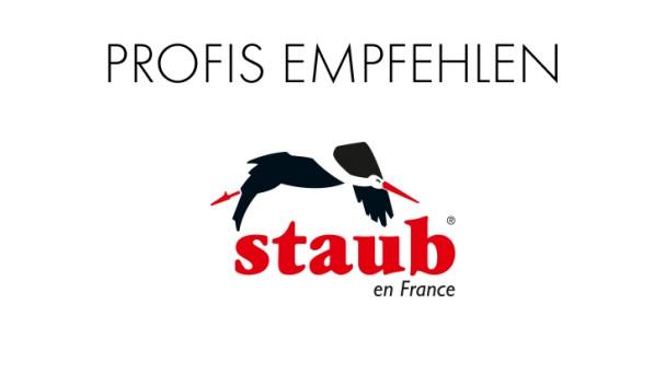 Profis empfehlen Produkte von STAUB
