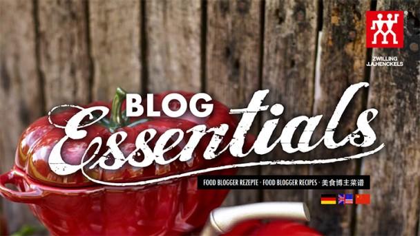 Food Blogger Blog Essentials