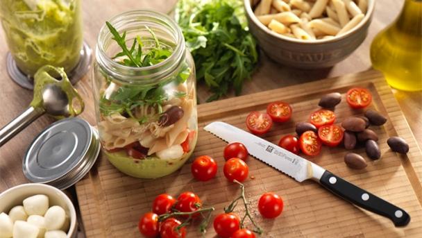 tomaten mozzarella salat zwilling online shop. Black Bedroom Furniture Sets. Home Design Ideas