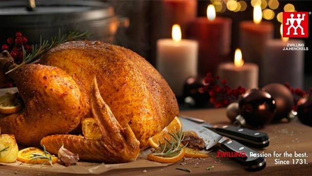 Orange Five Spice Turkey