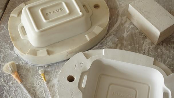 STAUB Keramik fertige Form
