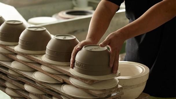STAUB Keramik Rohling ruhen