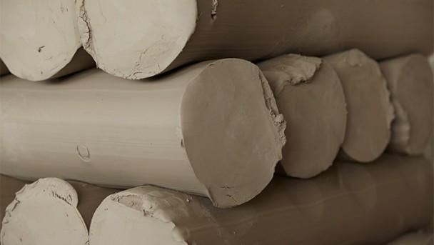 STAUB Keramik Rohmaterial