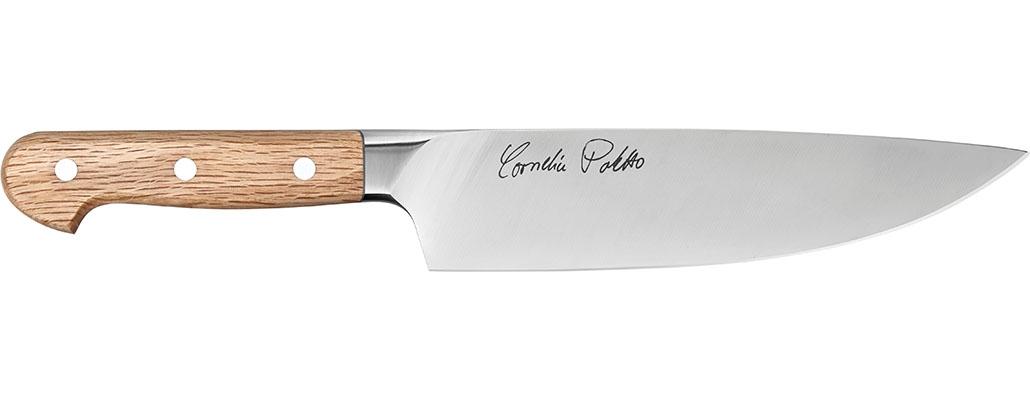 Besonderheit eines ZWILLING Pro Messers Edition Cornelia Poletto