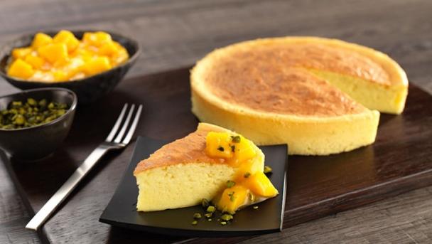 Japansk_cheesecake