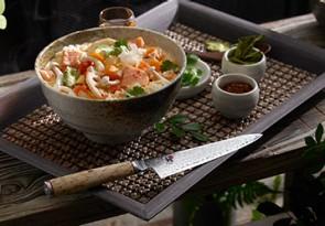 Lenguado de hokkaido con salsa ponzu zwilling tienda online for Menaje cocina japonesa