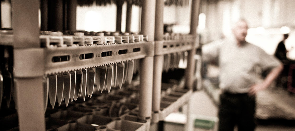 ZWILLING Knives Production
