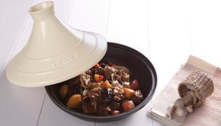 STAUB recipe Veal Tajine