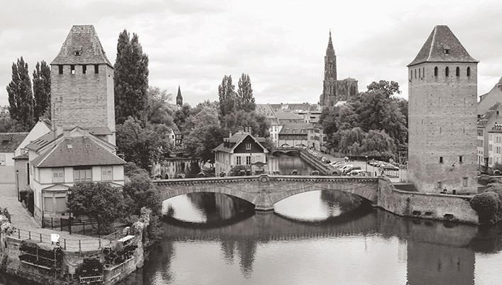 Pontvauban Strasbourg - The STAUB brand has its origins in Alsace