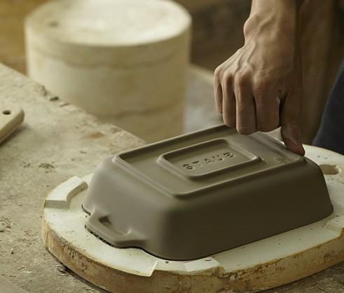 Keramik STAUB hand-finished