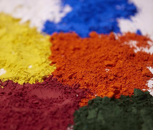 STAUB Keramik Farben