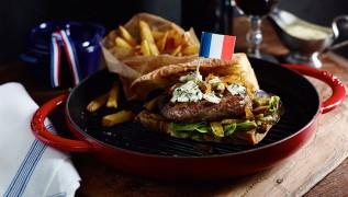 STAUB Rezept Frankreich Burger